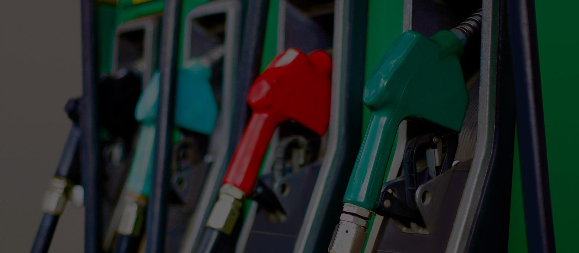 Control y Gestión de Combustible